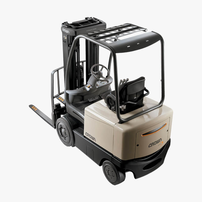 Crown SC 6000 series Electric Forklift 1.4 1.8 2.0 tonne