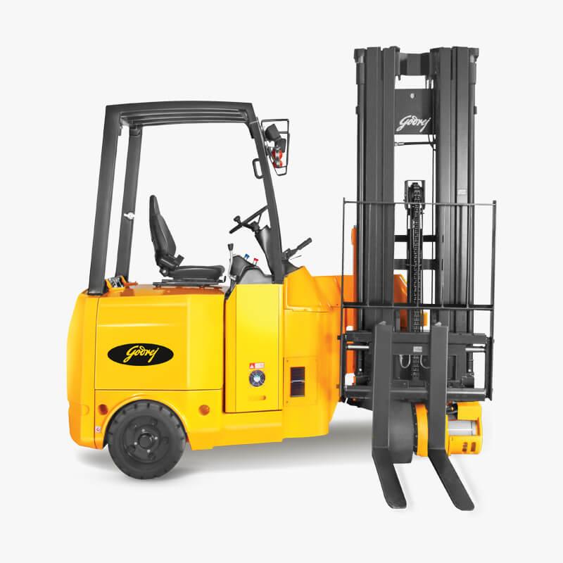 Godrej Articulated Forklift 1.2 to 2.0 tonne