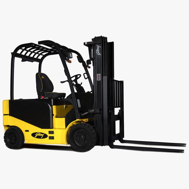 Godrej Electric Forklift 1.5 to 3 Tonne NEO Series