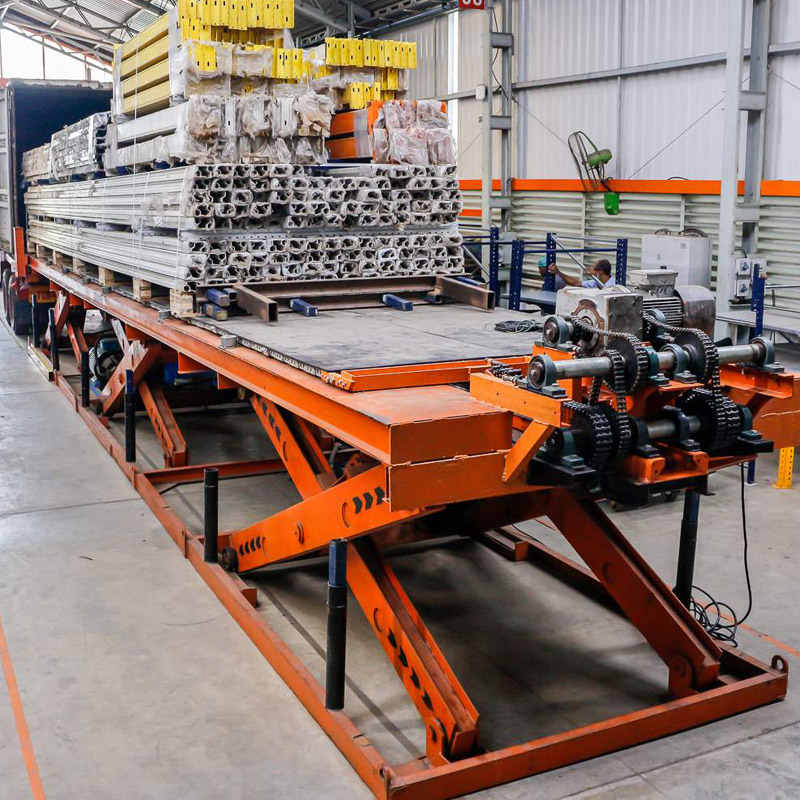 One Shot Truck Loading System